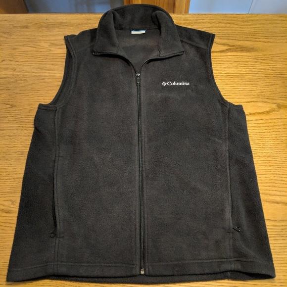 034325c3ff8a7b Columbia Jackets & Coats   Mens Sleeveless Full Zip Front Fleece M ...